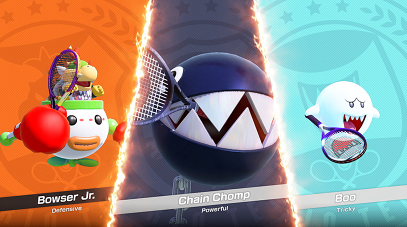 Mario Tennis Aces Nintendo Switch: Ranking Super Shots