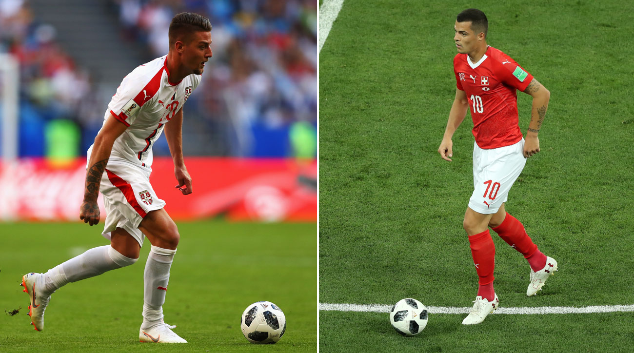 LIVE: European Foes Serbia, Switzerland Clash in Key Group E Showdown | Sports Illustrated