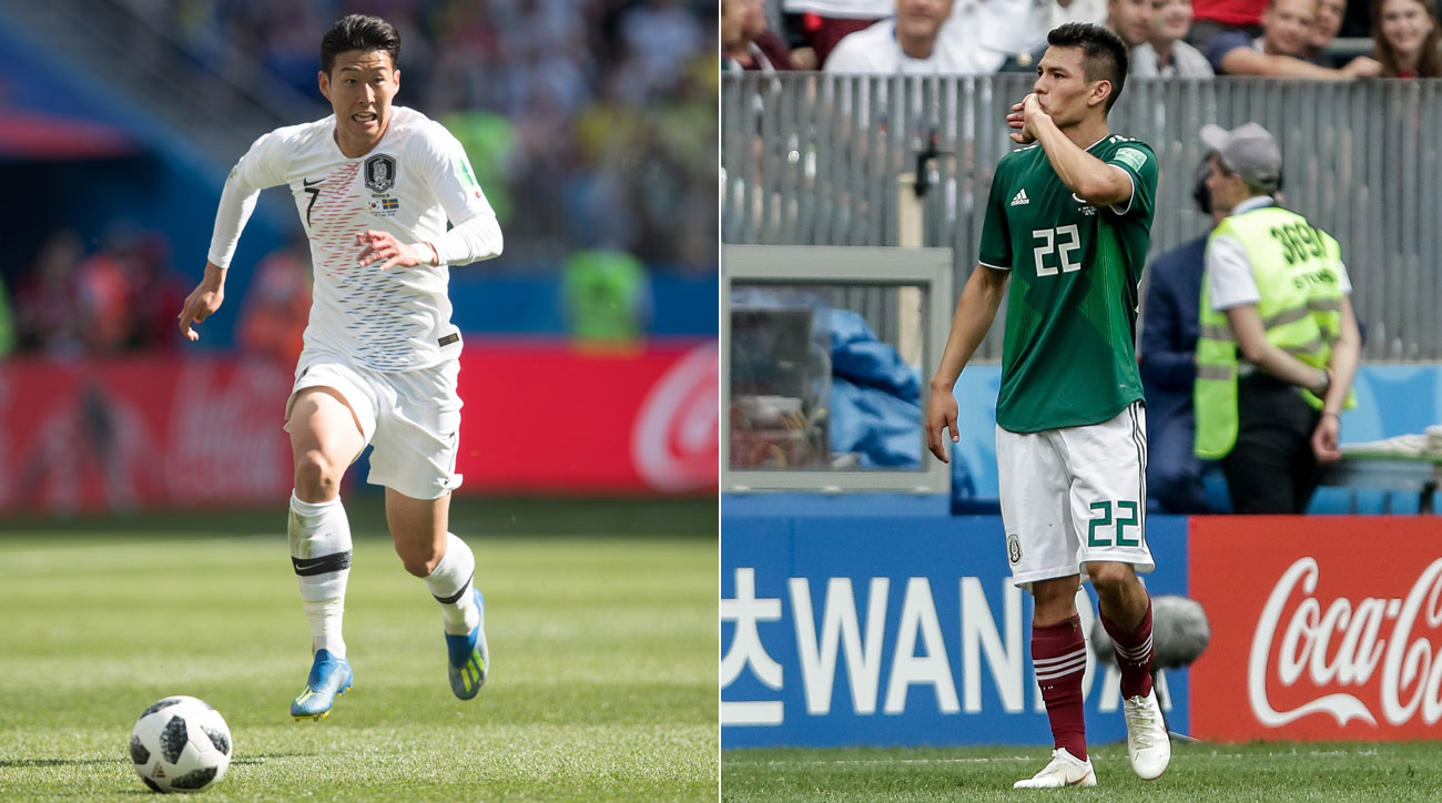 LIVE: Mexico Follows Up Germany Win With Group Showdown vs. South Korea | Sports Illustrated