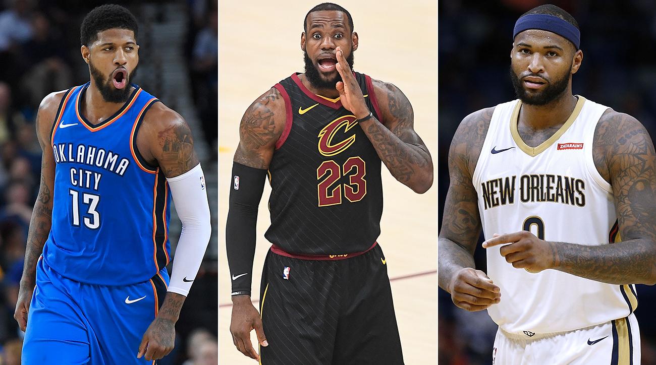 2018 NBA Free Agent Tracker