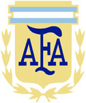 Argentina's national football crest