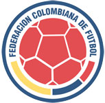 Colombia's national football crest