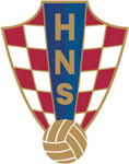 Croatia's national football crest
