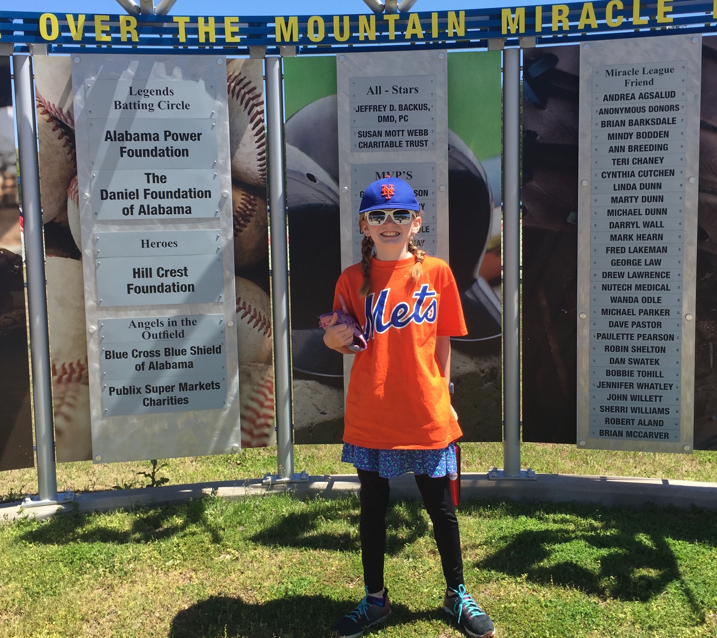 559f8ec563a Miracle League Makes Baseball Accessible to All Players. Henry Jacobs ...