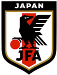 Japan's national football crest