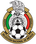Mexico's national football crest