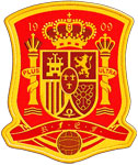 Spain's national football crest