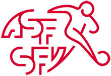 Switzerland's national football crest