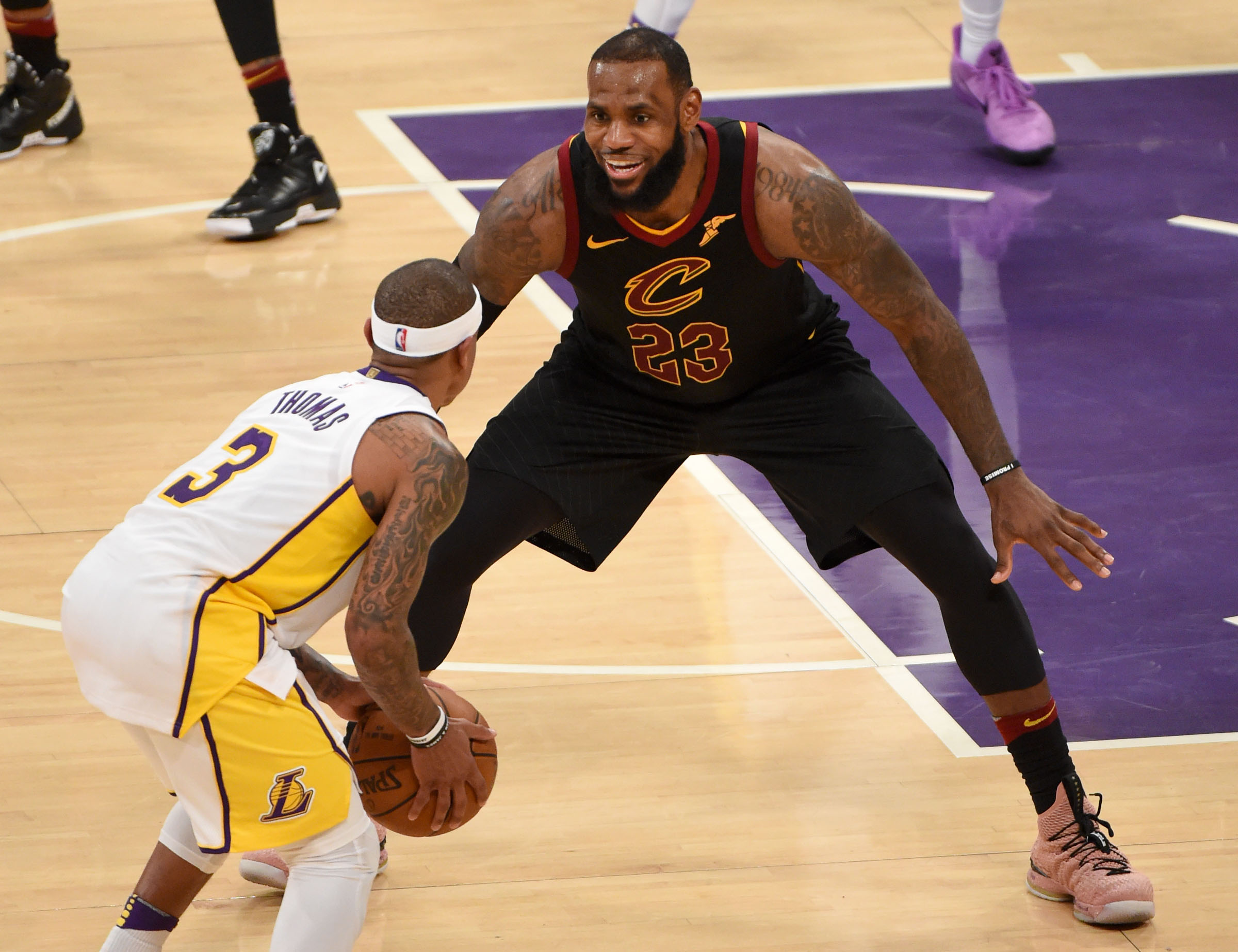 LeBron weighing many options as free agency looms
