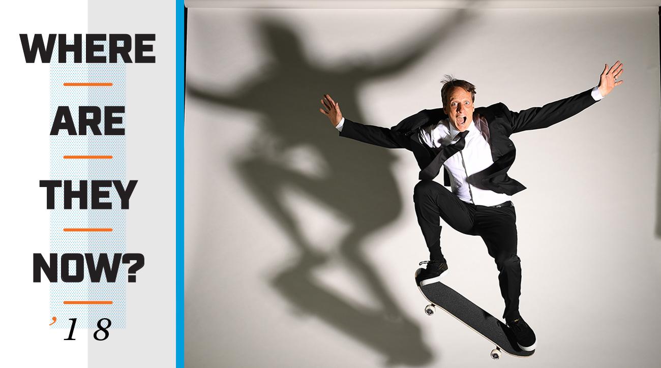 Tony Hawk: Skating pioneer on career, addiction and family life