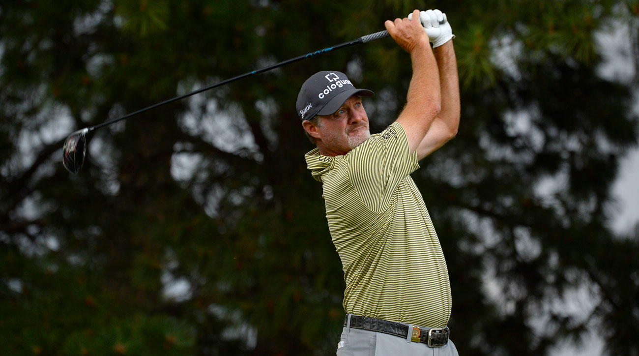 David Toms wins US Senior Open