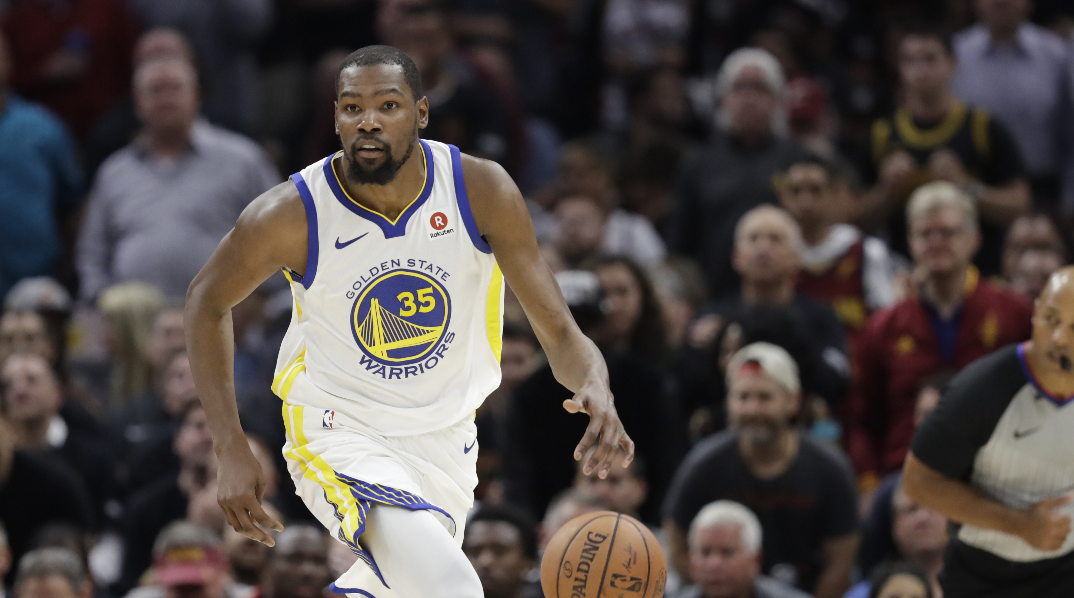 4312735be1ac Kevin Durant reportedly intends to sign two-year Warriors deal