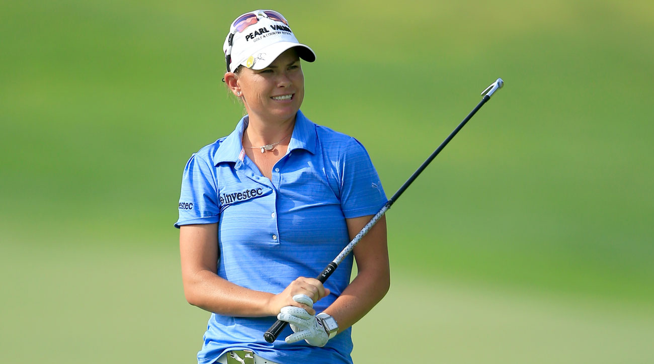 Lee-Anne Pace during KPMG Women's PGA Championship