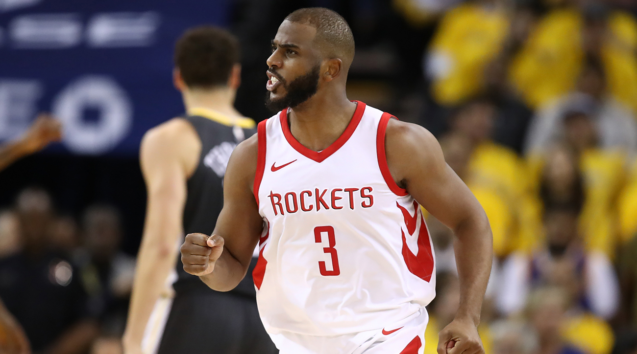 Chris Paul contract: Guard reportedly to re-sign with Rockets