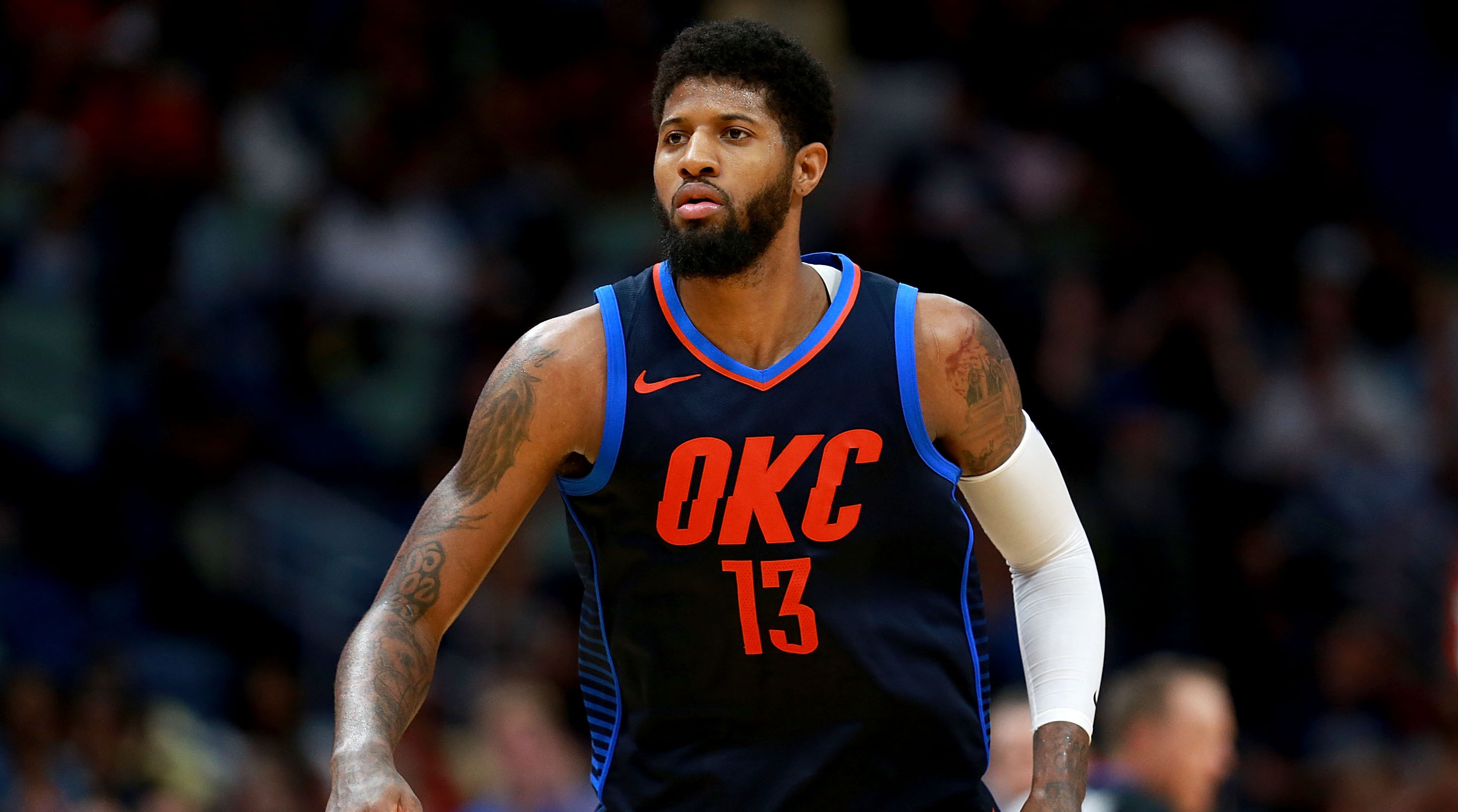 Paul George: Paul George Returns To Thunder On 4-Year, $137 Million