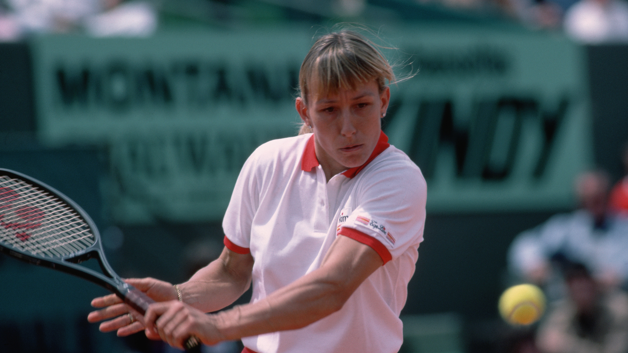Martina Navratilova 1983 us open