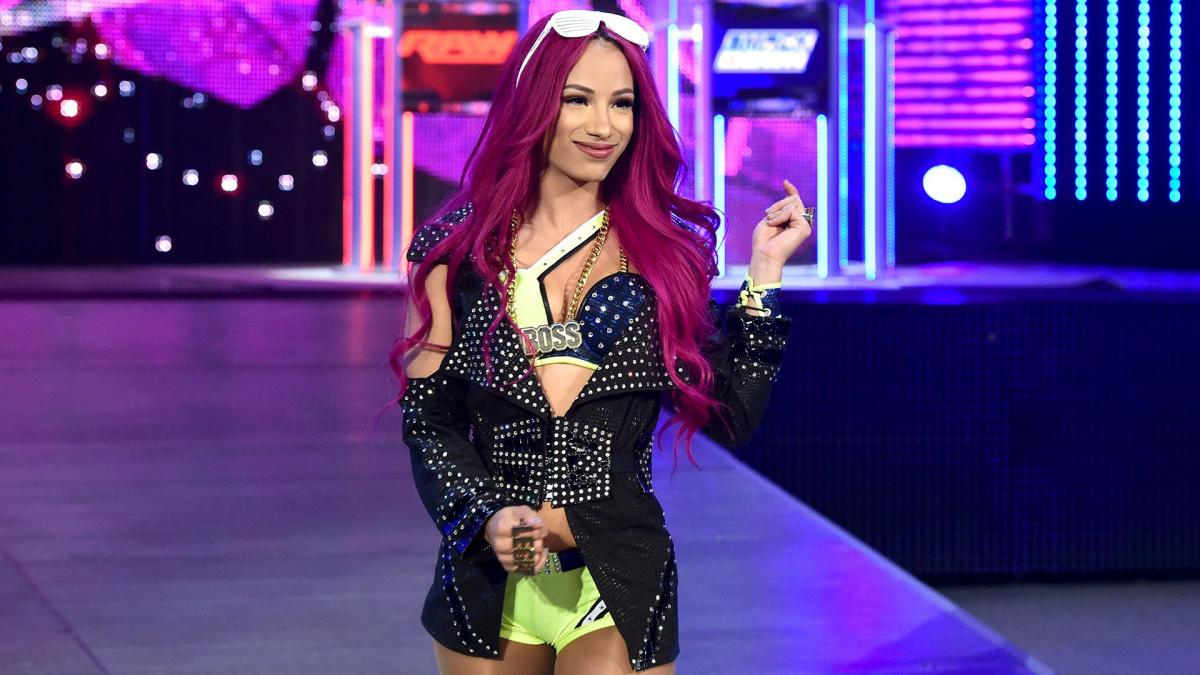 Sasha Banks interview: WWE wrestler teams with Special Olympics
