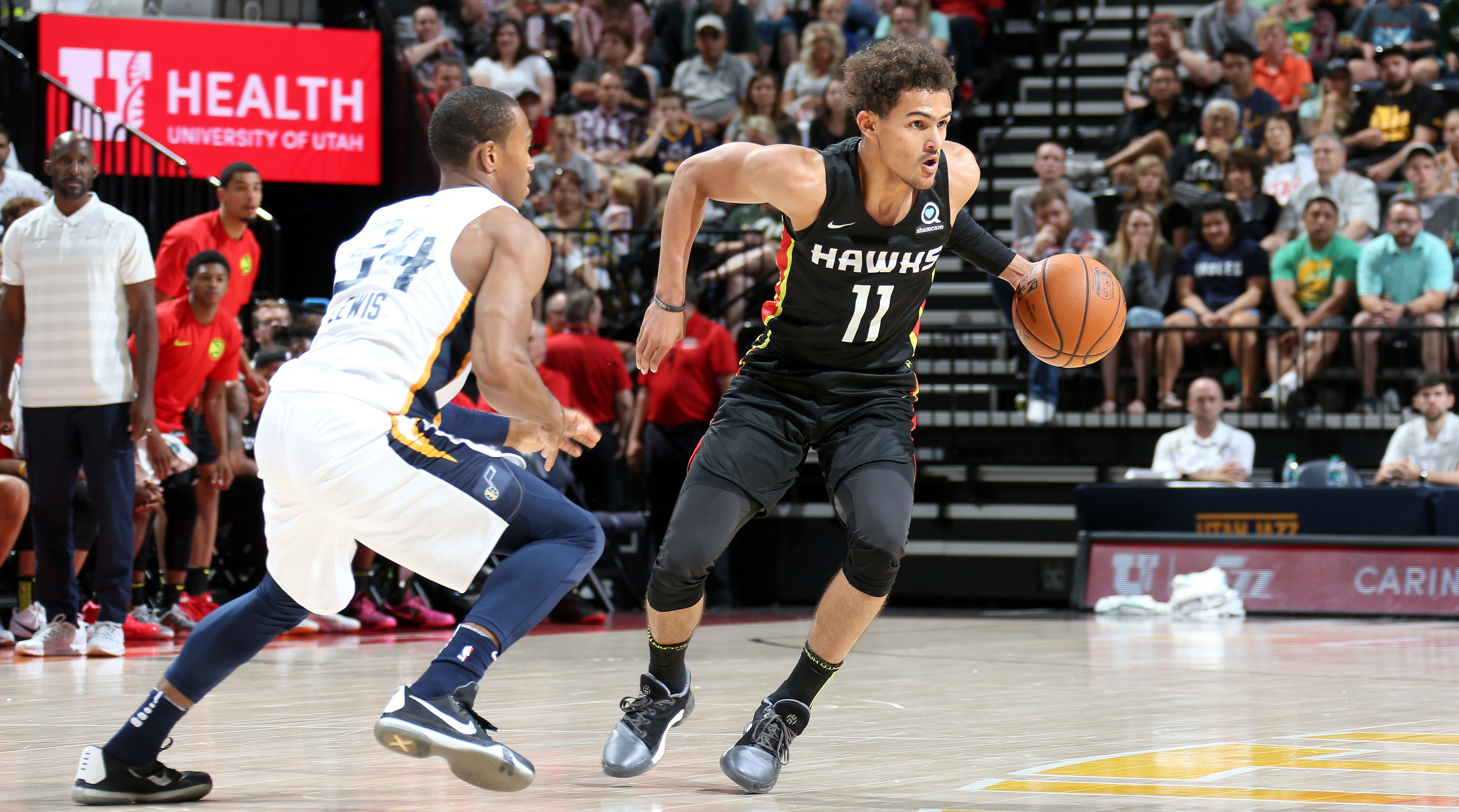 Image result for trae young summer league