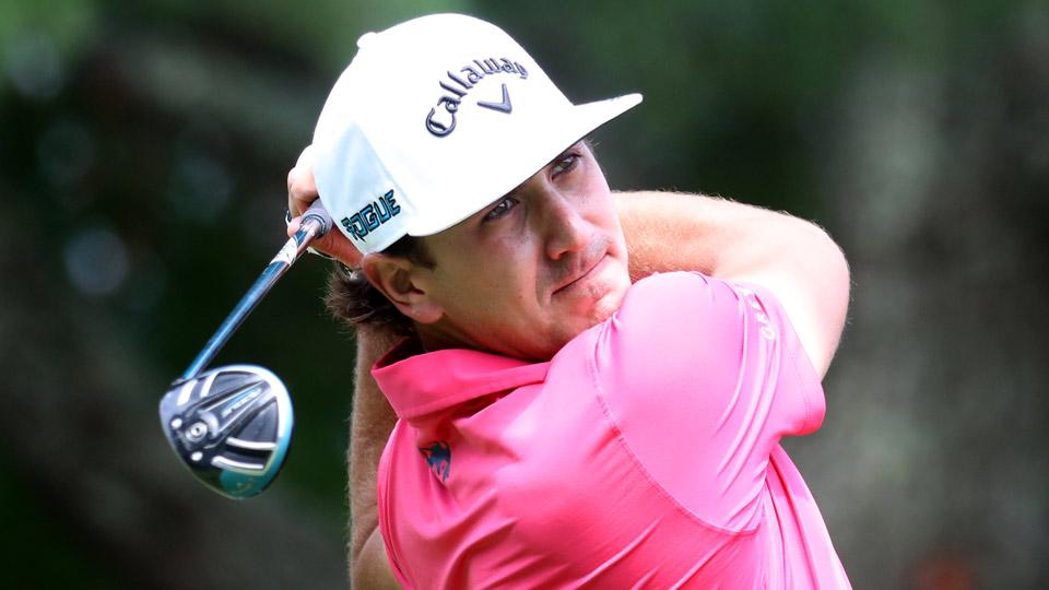 Kelly Kraft has had two top ten finishes on the PGA Tour this season.