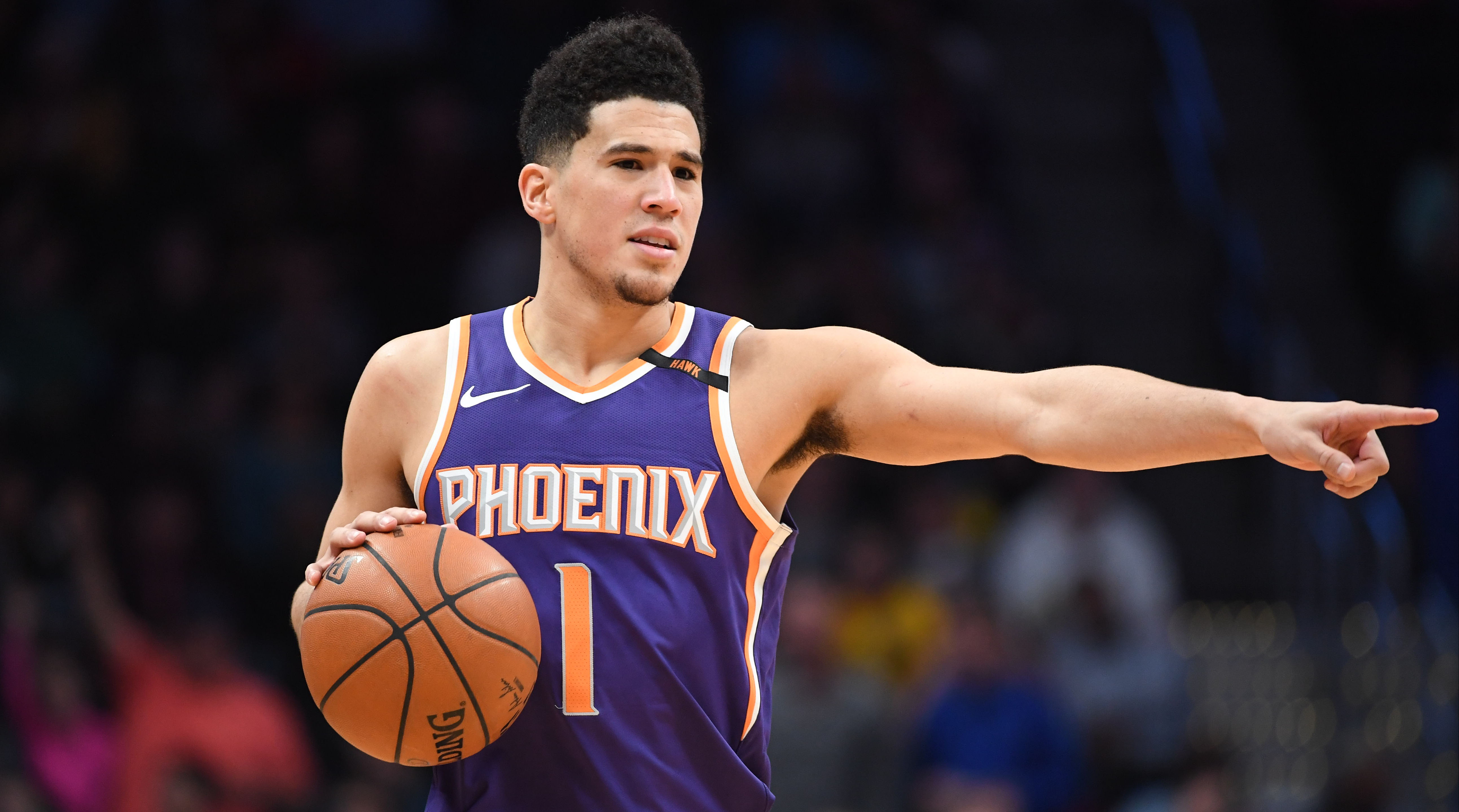 2d9d2a406 Suns Star Devin Booker Signs Max Contract Worth  158 Million