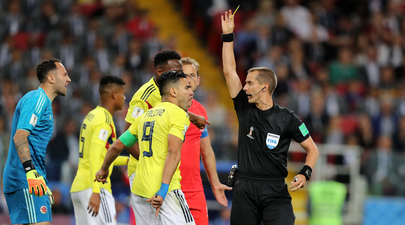 Mark Geiger could work the World Cup final