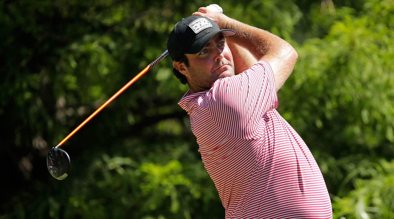 Steven Bowditch is looking for a shake-up at this week's John Deere Classic.