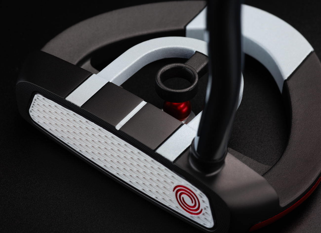 Odyssey unveils Red Ball putter with 'scope' to improve alignment
