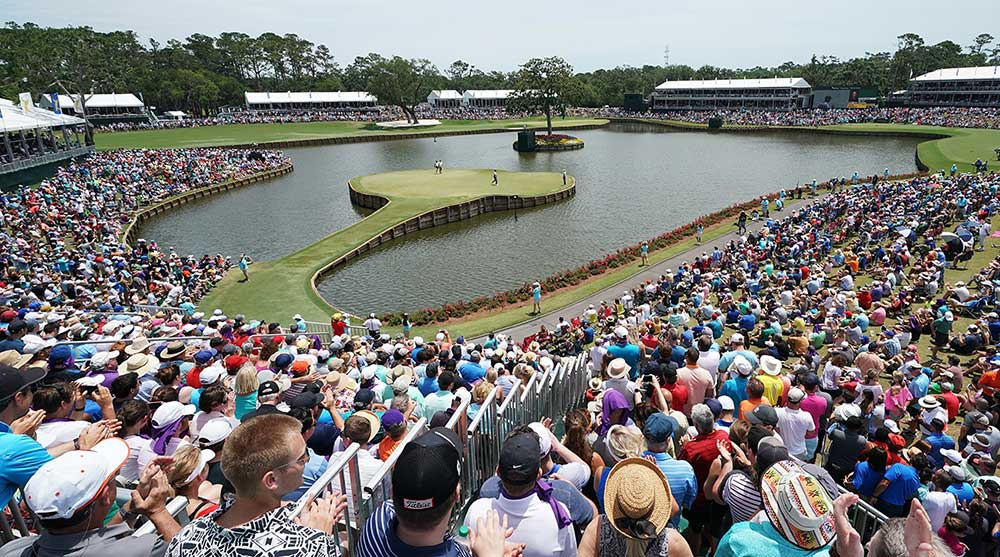 The Players Championship at TPC Sawgrass will not be played the month before the Masters.
