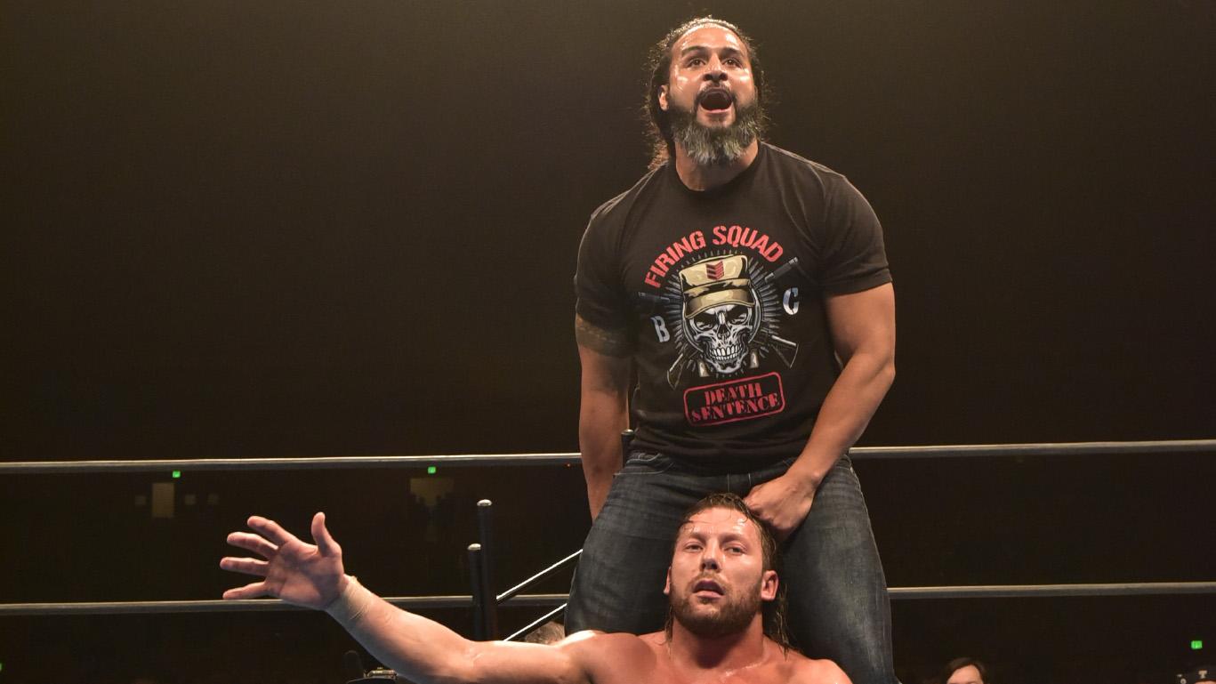 Bullet Club: Tama Tonga on Kenny Omega, Young Bucks attack