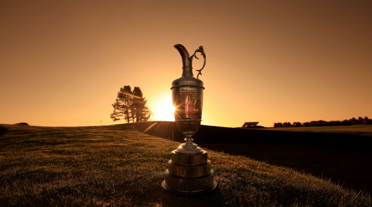 how to watch the open championship online
