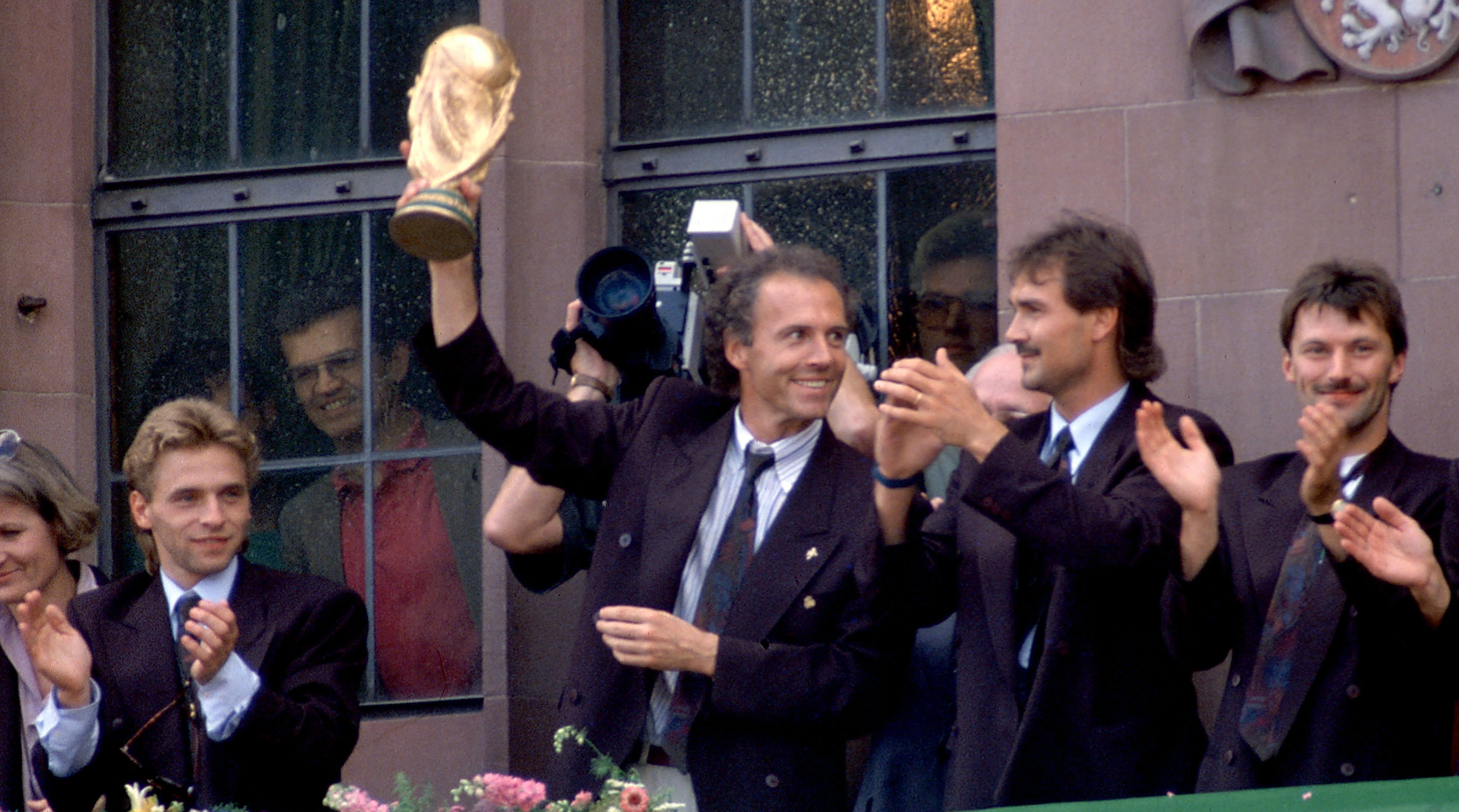 Who Has Won the World Cup as Both Manager and Player? | Sports Illustrated