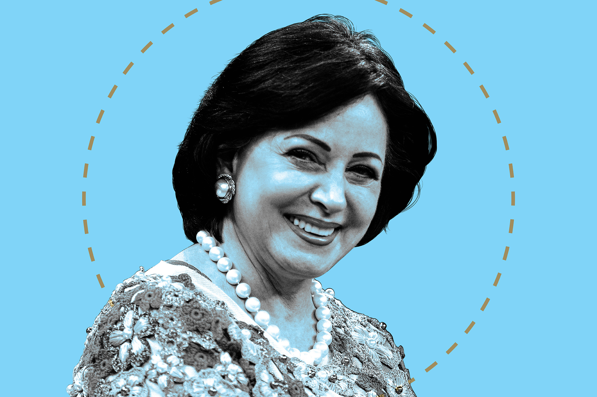 New Orleans Saints Owner: Gayle Benson net worth, political donations