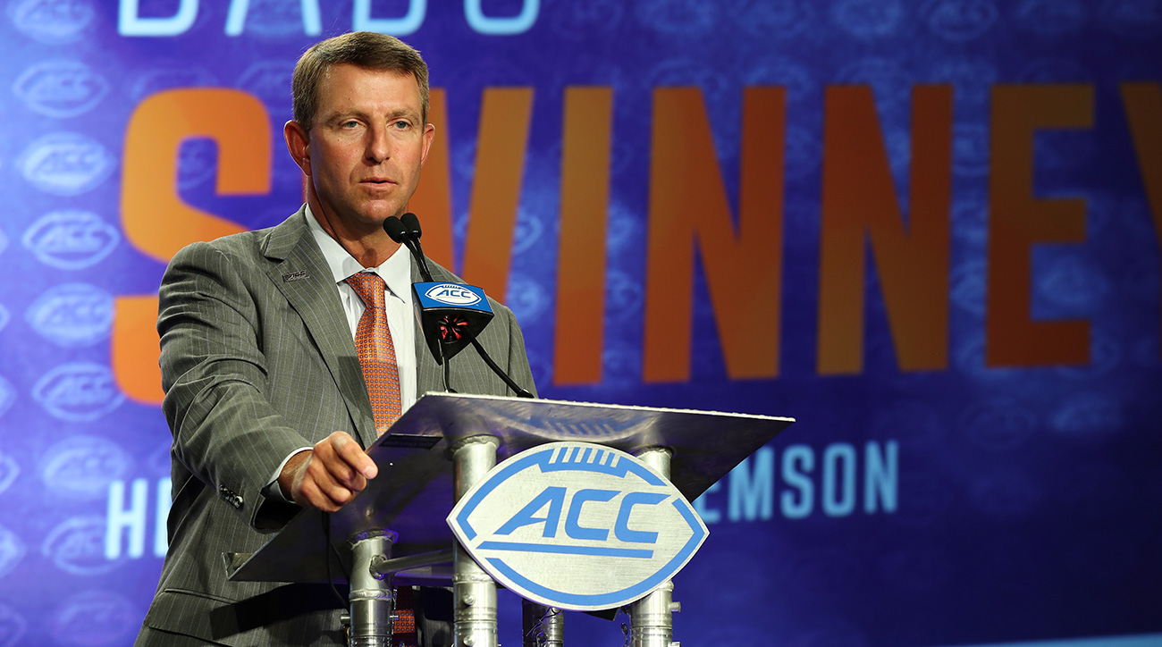 The Biggest Questions of the Media Days Circuit's Opening Week | Sports Illustrated