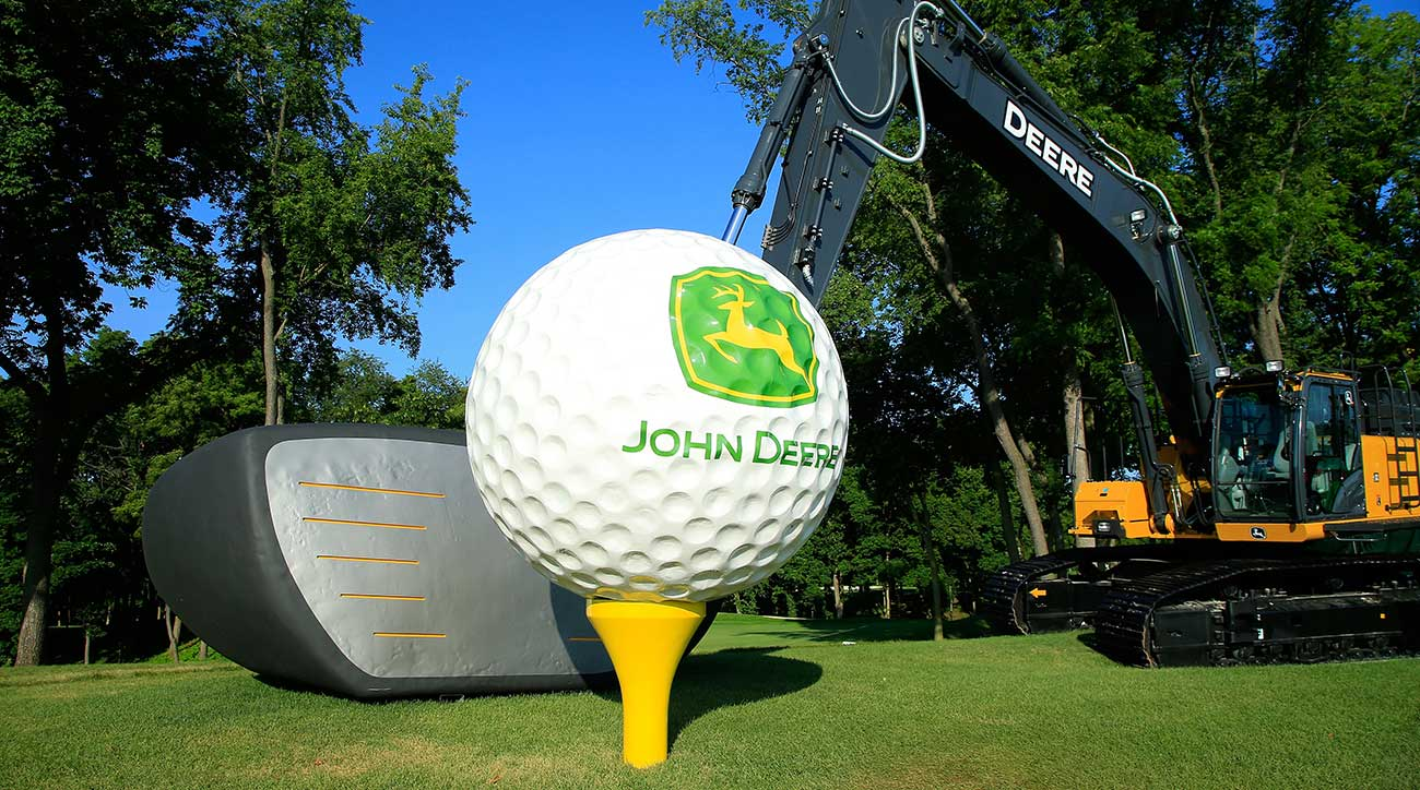 John Deere Classic purse and payout breakdown.