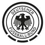 Germany's national team crest