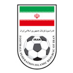 Iran's national team crest