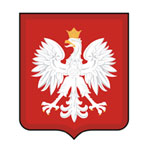 Poland's national team crest