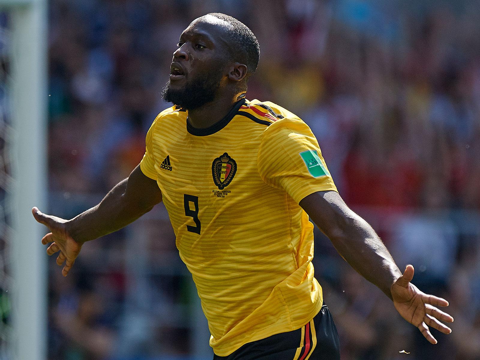Romelu Lukaku scored four goals at the World Cup