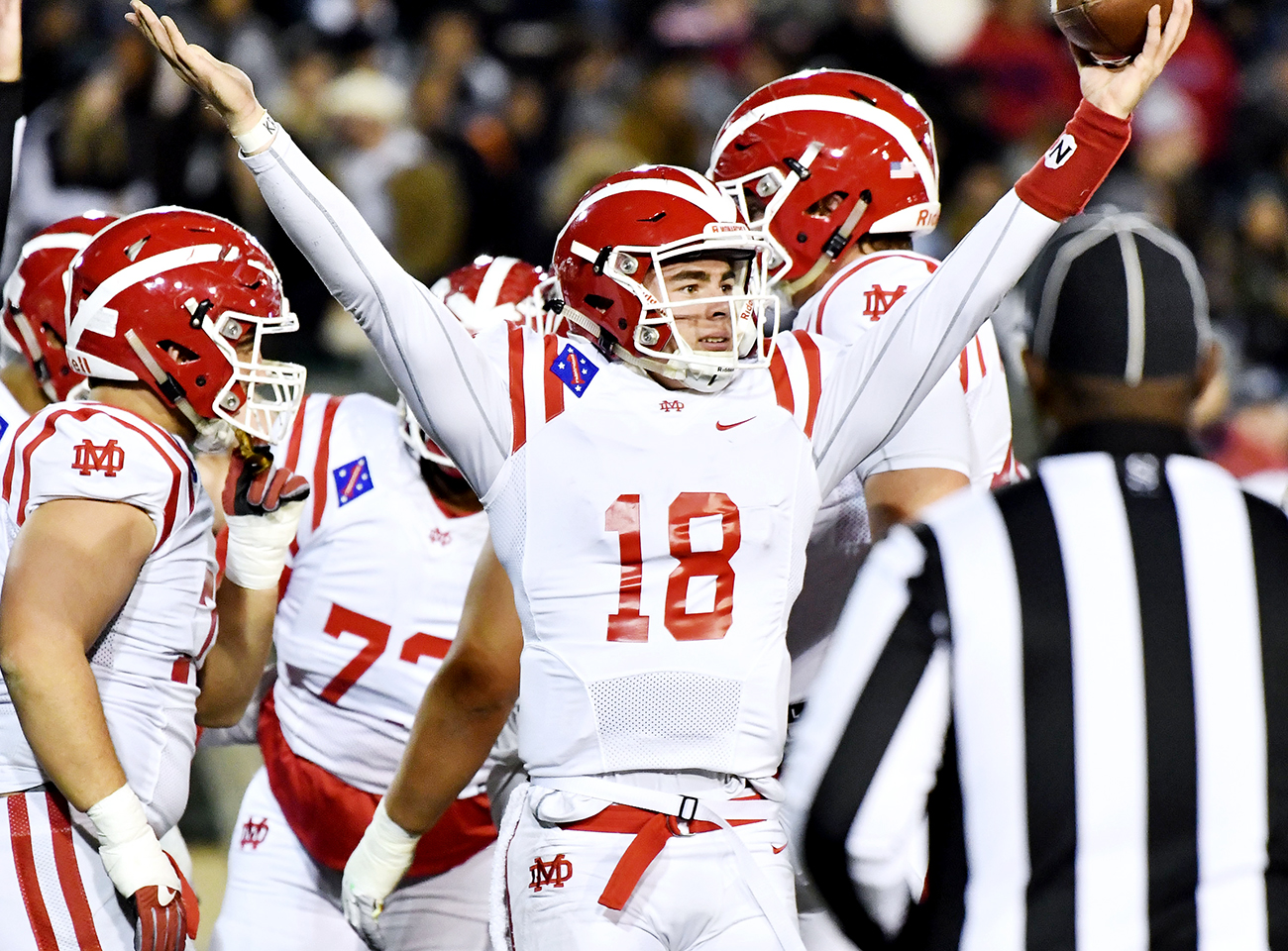JT Daniels Becomes First to Win Gatorade Male Athlete of the Year Award After Junior Season | Sports Illustrated