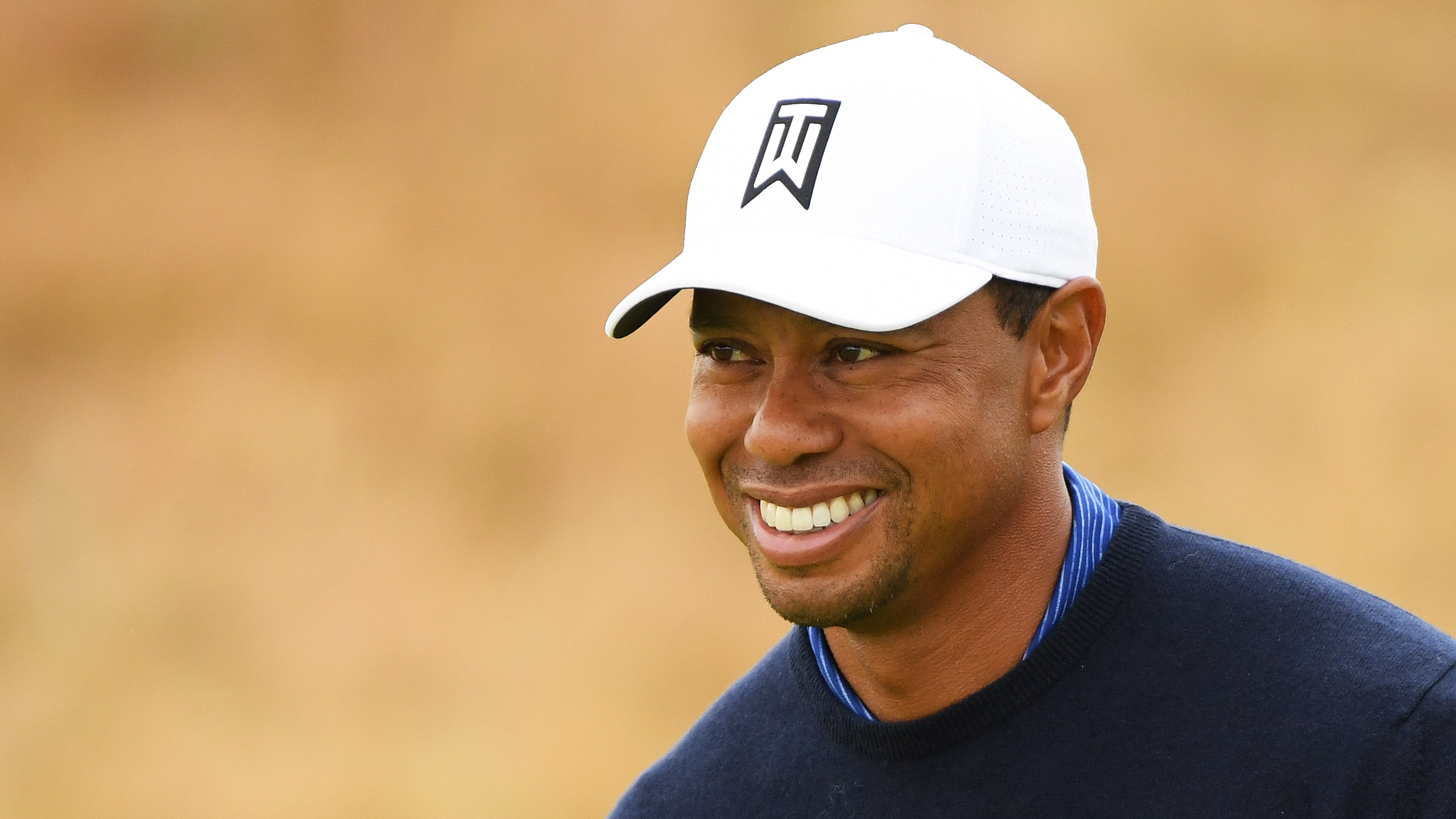 Tiger Woods British Open carnoustie