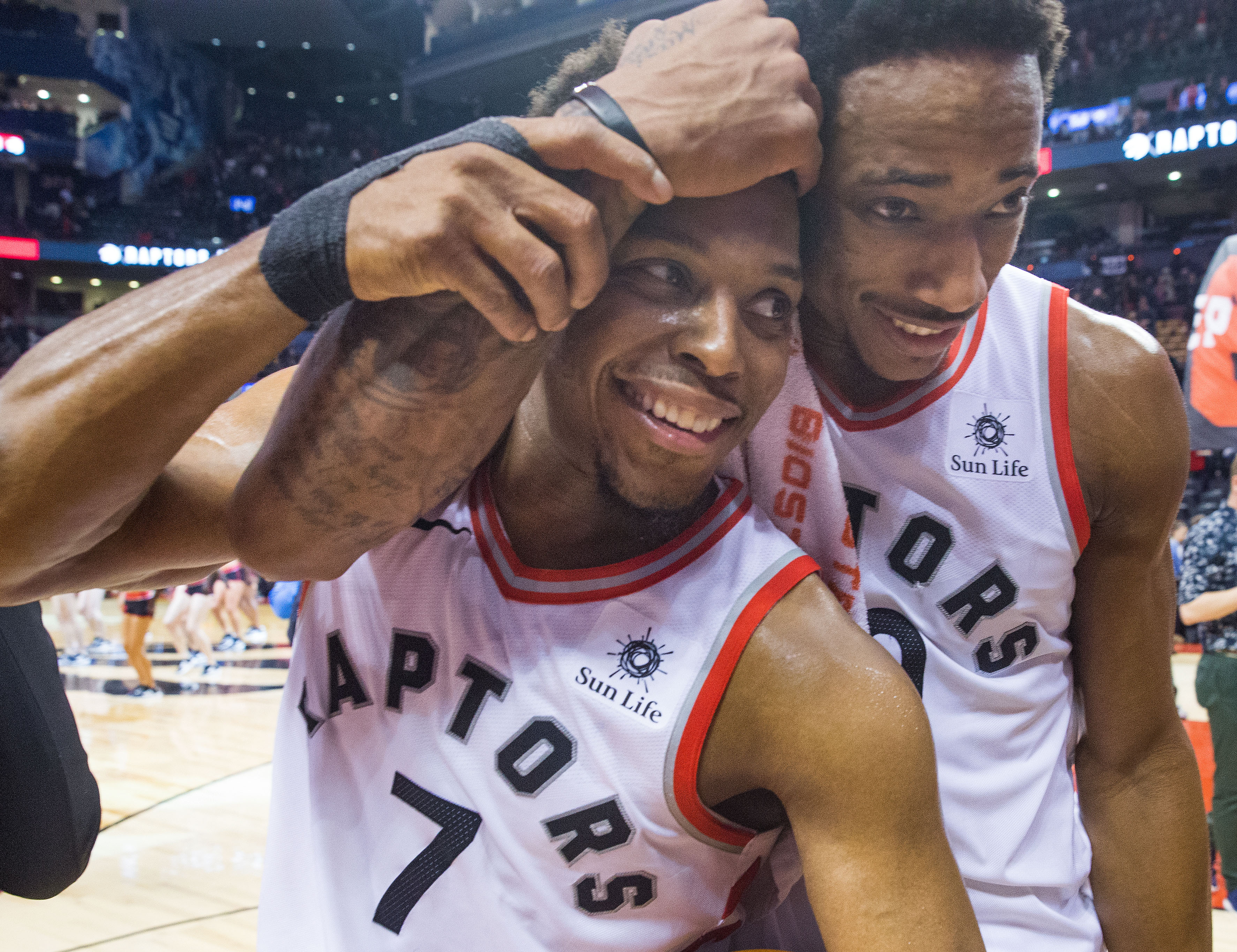 Image result for demar and lowry