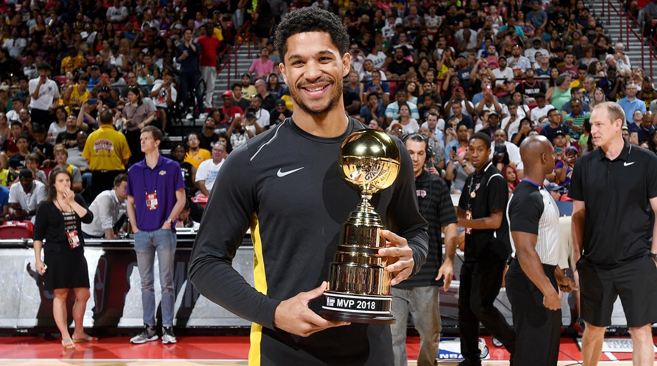 2018 Summer League - Las Vegas - Los Angeles Lakers v Portland Trail Blazers