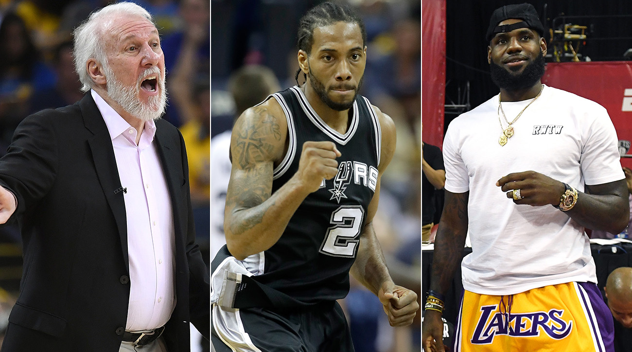 Winners and Losers from the Kawhi Leonard Trade | Sports Illustrated