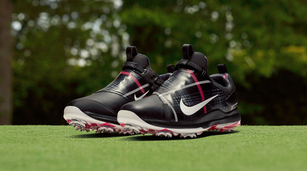 Nike Debuts Scotland Inspired Car Nasty Golf Shoes For