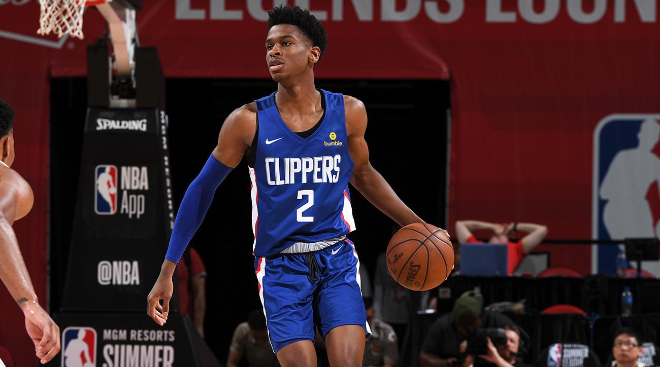 2018 NBA Summer League - Las Vegas  - LA Clippers v Houston Rockets