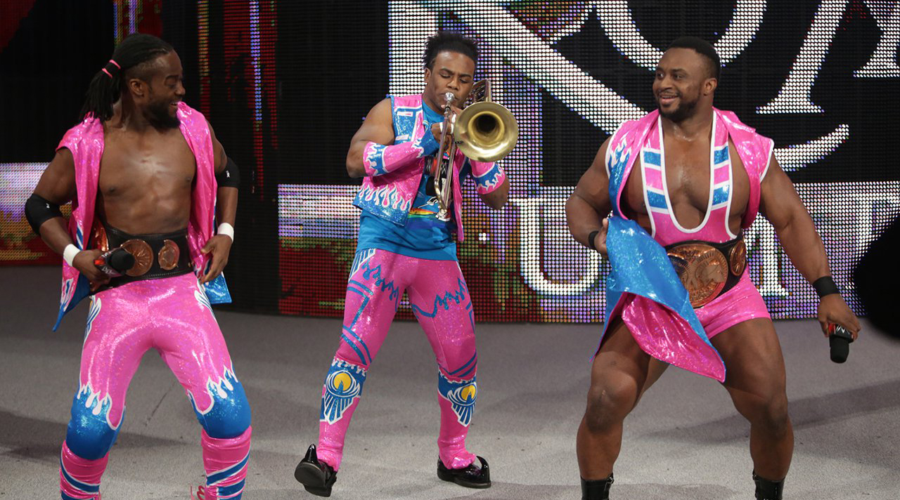 The New Day Won't Associate With Hulk Hogan Until He Makes a 'Genuine Effort to Change' | Sports Illustrated