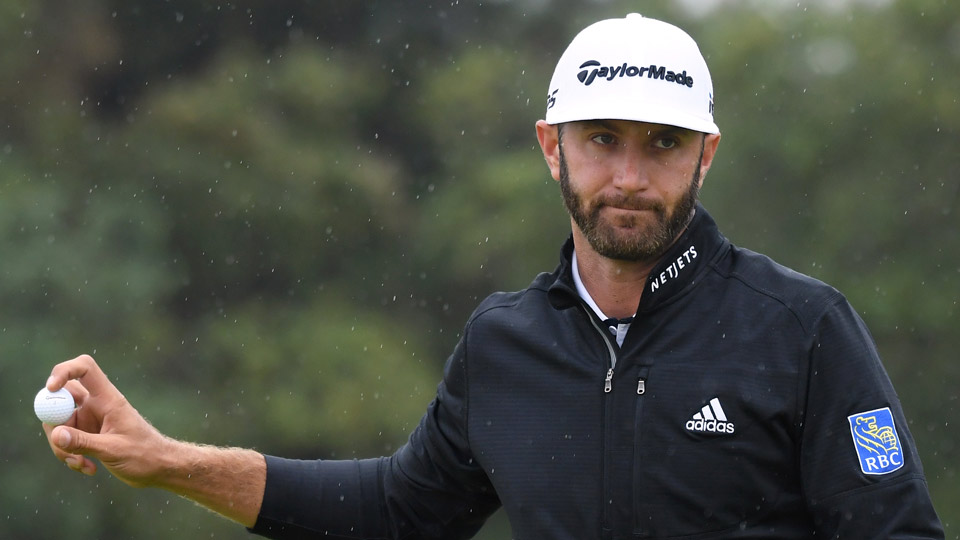 british open 2018  dustin johnson  justin thomas among notables to miss the cut