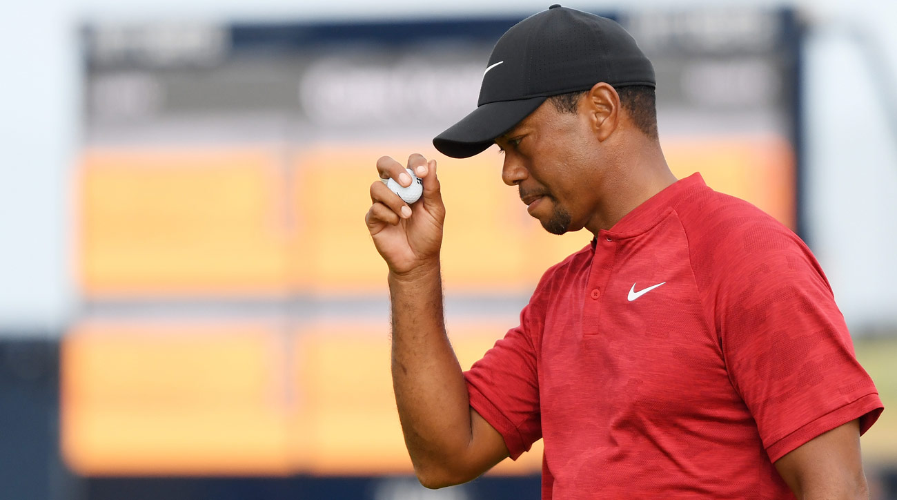 tiger woods comes up just short in british open with final
