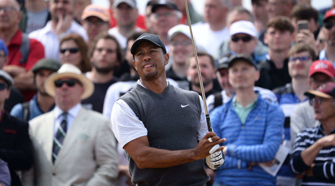 british open live blog  live updates tiger woods u0026 39  final