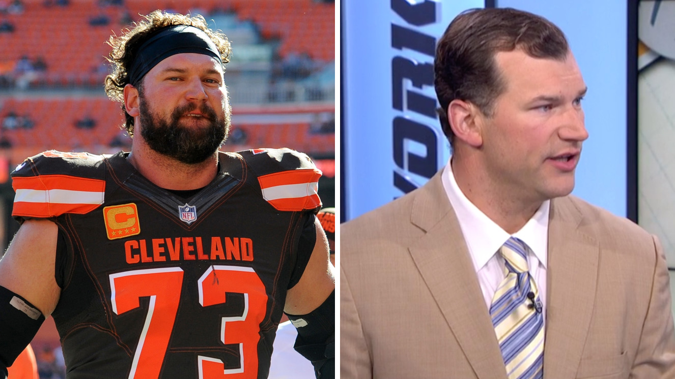 Joe Thomas weight loss: Browns LT down 50 pounds